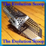 metal detecting scoop